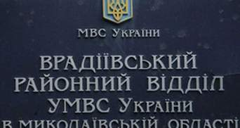 Врадиевского милиционера назвали лучшим в области