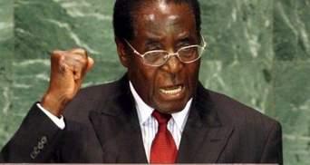 Президентом Зимбабве стал 89-летний Роберт Мугабе
