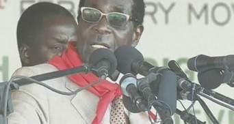 США и Британия не верят, что выборы в Зимбабве прошли честно