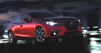Нове покоління Mazda 3 - неперевершений дизайн
