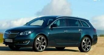 Рестайлінг Opel Insignia та новинка - вседорожній Country Tourer