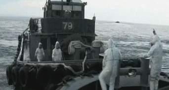 """С АЭС """"Фукусима-1"""" в океан ежедневно попадает 300 тонн воды"""