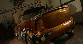 Ексклюзивний тюнінг Opel Astra. Частина 2