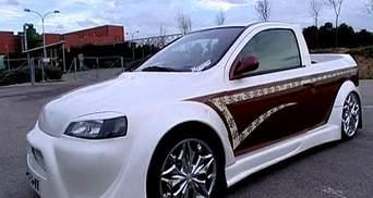 Ексклюзивний тюнінг Opel Astra. Частина 3