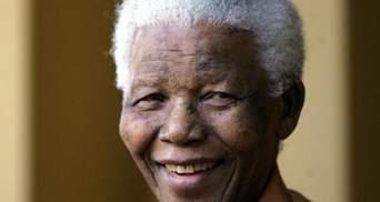 Состояние Манделы медленно улучшается