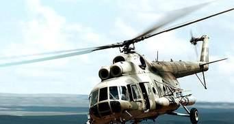 Вертоліт з українцями захопили суданські повстанці