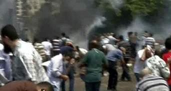 У Каїрі почалися вуличні бої: сотні загиблих