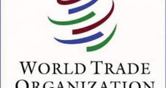 Ни Киев, ни Москва не обращались в ВТО с жалобами
