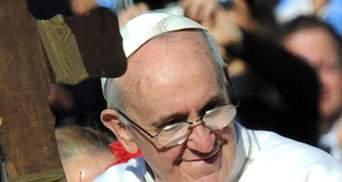 Папа Римський привітав українських греко-католиків із річницею Хрещенням Русі