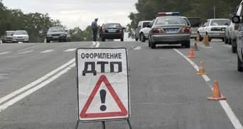 В кровавом ДТП в Хмельницкой области погибли 9 человек (Видео)