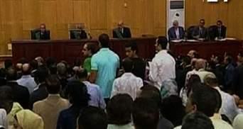 Суд Єгипту звільнив колишнього президента Хосні Мубарака