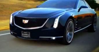 Приголомшливе концептуальне купе від Cadillac та найкрутіший Aston Martin