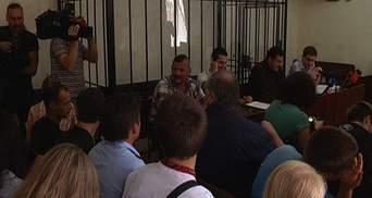 """Суд над """"свободівцями"""" перенесли на 30 серпня"""