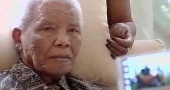 Мандела до сих пор в больнице, - президент ЮАР