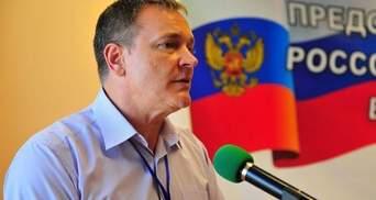 Колесніченко вважає, що виступати в Криму українською - це ідіотизм