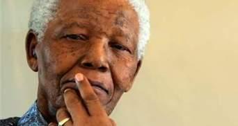 Мандела продовжить лікування уже вдома