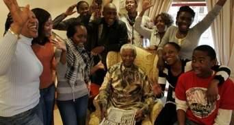 В США из-за ошибки выразили соболезнования семье Манделы