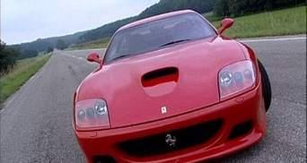 Ексклюзивні зразки для Ferrari від німецької фірми Novitec Rosso