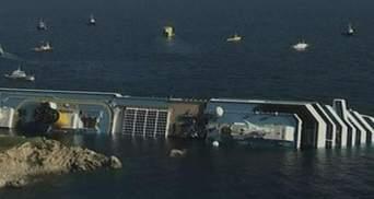 В Італії піднімають затонулий лайнер Costa Concordia