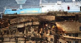 Подъем лайнера Costa Concordia - самая дорогая операция в истории