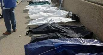 У берегов Италии затонуло судно с беженцами из Сомали