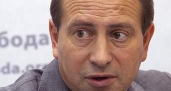 Влада і чиновники оголосили Україну поза законом, - Томенко