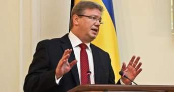 Соглашение не угрожает ни сувернитету, ни экономике Украины, - Фюле