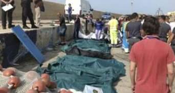 Човен з 200 мігрантами перекинувся біля берегів Сицилії