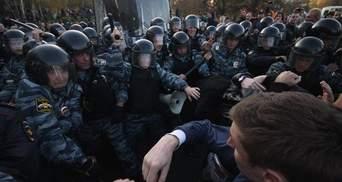 У Москві почалися затримання мігрантів