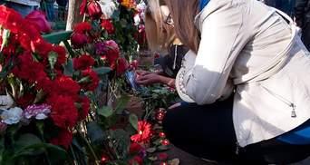 Москвичі вийшли на захист вбитого земляка (Фото)