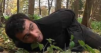 Відео затримання азербайджанця, якого підозрюють у вбивстві в Москві