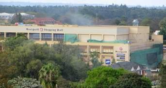 Громадянин Норвегії - підозрюваний у нападі на супермаркет в Кенії