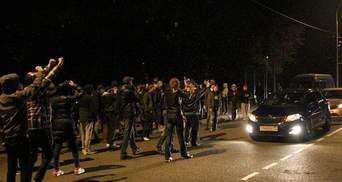 В МИД Украины говорят, что задержанный в Москве студент - не украинец