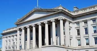 Держборг США збільшився на 328 млрд доларів за один день