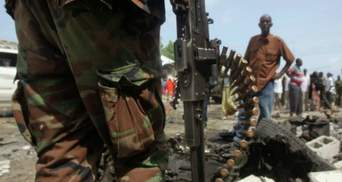 По меньшей мере 13 человек стали жертвами теракта в Сомали