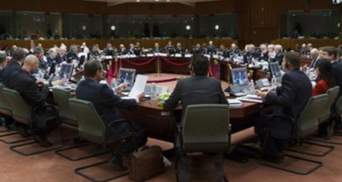 Про Украину сегодня поговорят министры иностранных дел ЕС