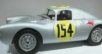 В США открылась выставка знаменитых Porsche