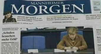 Сноуден готовий свідчити у справі про прослуховування Меркель