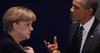 Америка та Німеччина домовилися не шпигувати одна за одною