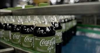 В Аргентині винайшли некалорійну зелену Coca-Cola