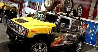 Виставка автозвуку та екстремального тюнінгу у Німеччині