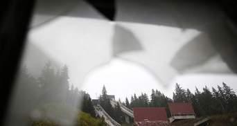 Покинуті об'єкти Олімпіади-84 у Сараєво (Фото)