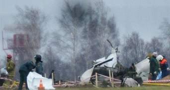 Слідство розглядає 5 версій авіакатастрофи у Казані