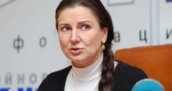 Богословская уверена до саммита Тимошенко останется в Украине