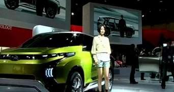 В Токио пройдет одно из крупнейших азиатских автошоу