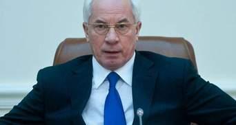 Украина потеряла четверть товарооборота во взаимодействии с рынком СНГ, - Азаров