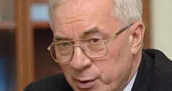 Азаров убежден, что торговля с СНГ скоро придет в норму