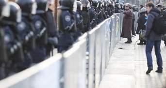 "На Майдане Независимости собираются ""титушки"", - активисты"