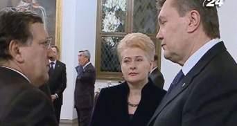 Підсумки тижня: Янукович провалив Саміт у Вільнюсі