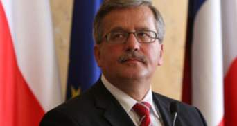 Сьогодні Рада безпеки Польщі обговорить ситуацію в Україні
